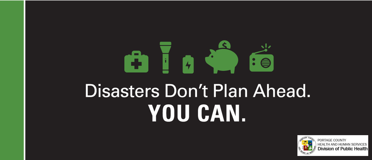 Disasters Dont Plan Ahead