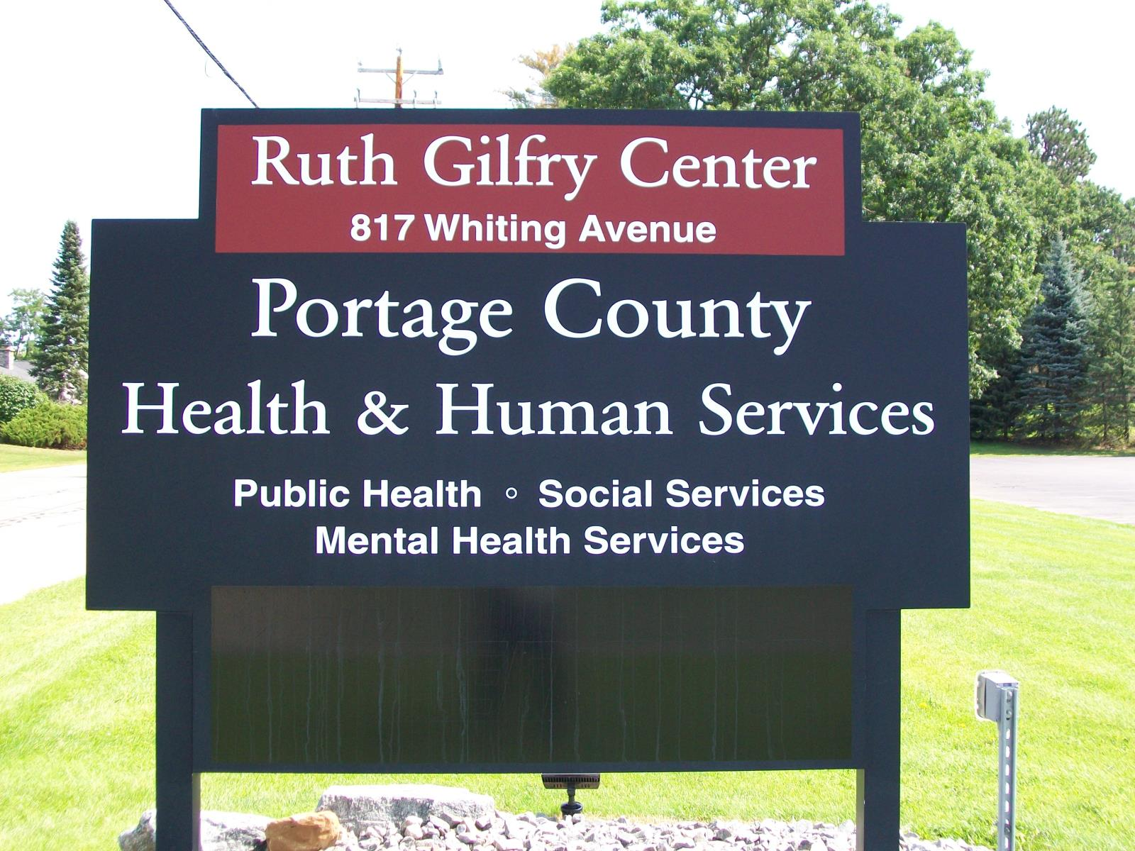 Health And Human Services Portage County Wi