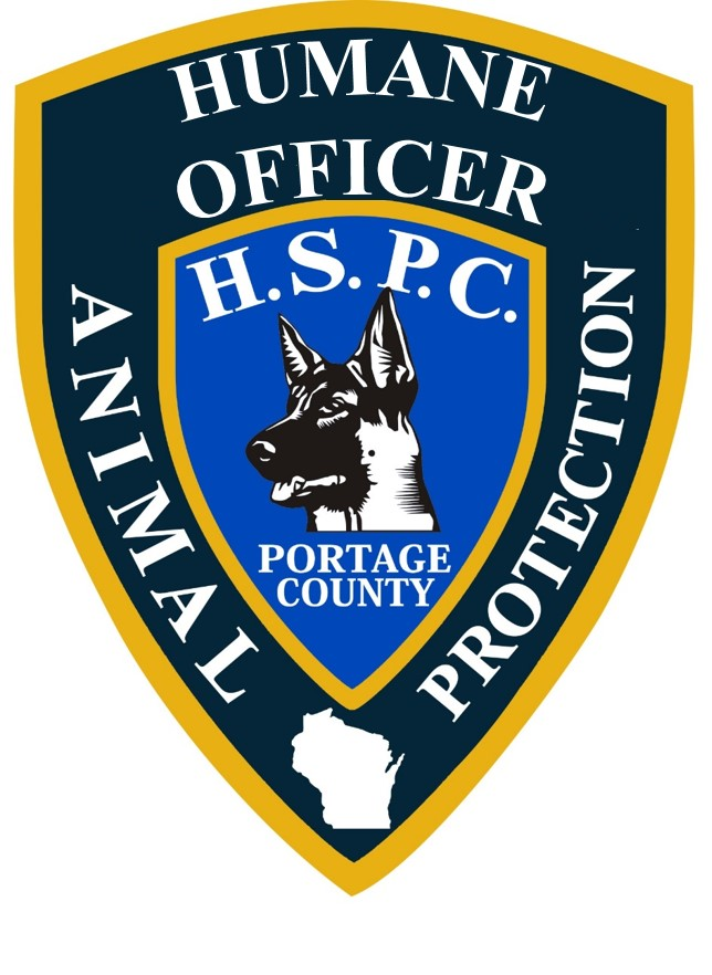 HSPC Humane Officer Patch
