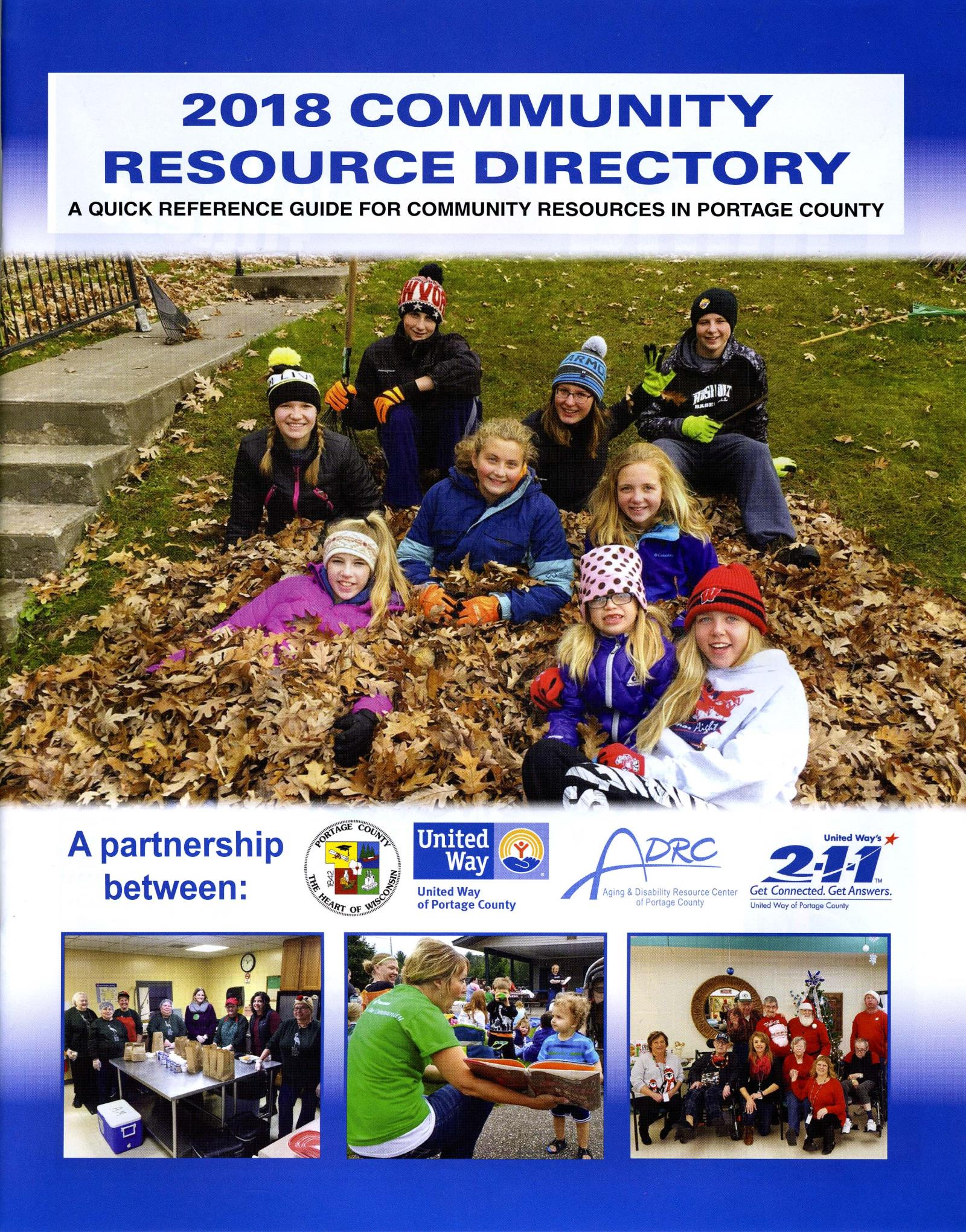 2018 Community Resource Directory