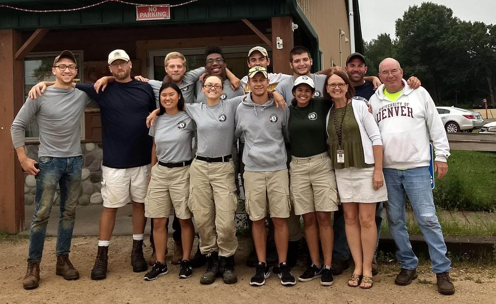 AmeriCorps Departure