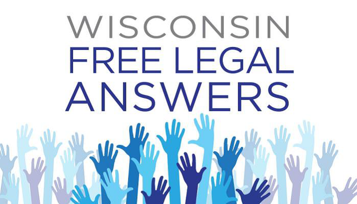 WI Free Legal Answers Icon