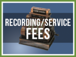 Recording-Service Fees